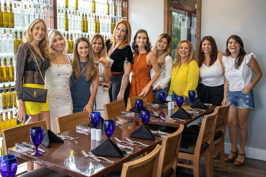 Brazilian Influencers in South Florida